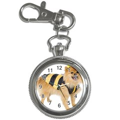 dog-photo Key Chain Watch