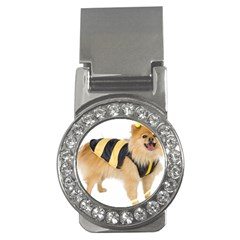 Dog Photo Money Clip (cz)