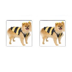 dog-photo Cufflinks (Square)
