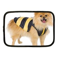 dog-photo Netbook Case (Medium)