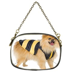 Dog Photo Chain Purse (one Side)