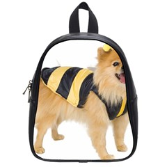 Dog Photo School Bag (small)