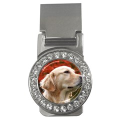 Dog Photo Cute Money Clip (cz)