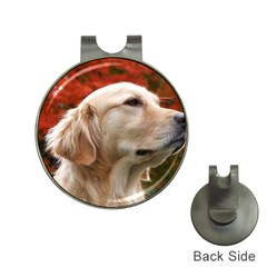 Dog Photo Cute Golf Ball Marker Hat Clip