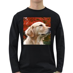 dog-photo cute Long Sleeve Dark T-Shirt