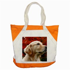 Dog Photo Cute Accent Tote Bag