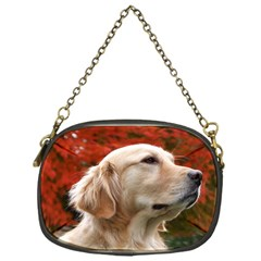 Dog Photo Cute Chain Purse (one Side)