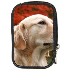 Dog Photo Cute Compact Camera Leather Case