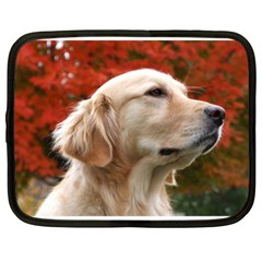 dog-photo cute Netbook Case (XL)