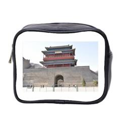 Bj Design Mini Toiletries Bag (two Sides)