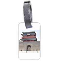 Bj Design Luggage Tag (one Side)