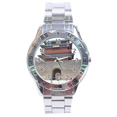 Bj Design Stainless Steel Analogue Men's Watch