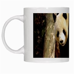 Giant Panda National Zoo White Mug