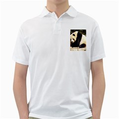 Giant Panda National Zoo Golf Shirt