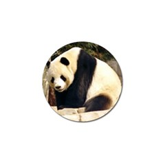 Giant Panda National Zoo Golf Ball Marker