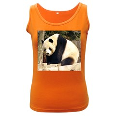 Giant Panda National Zoo Women s Dark Tank Top
