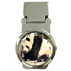 Giant Panda National Zoo Money Clip Watch