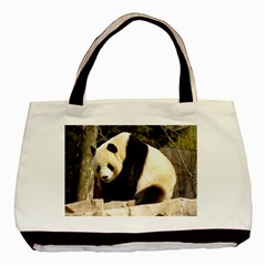 Giant Panda National Zoo Classic Tote Bag (Two Sides)