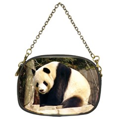 Giant Panda National Zoo Chain Purse (two Sides)