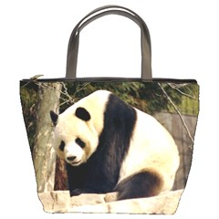 Giant Panda National Zoo Bucket Bag