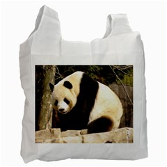 Giant Panda National Zoo Recycle Bag (One Side)