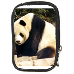 Giant Panda National Zoo Compact Camera Leather Case