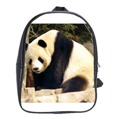 Giant Panda National Zoo School Bag (large)