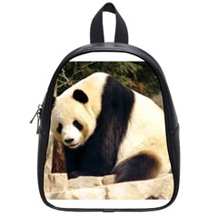 Giant Panda National Zoo School Bag (small)
