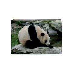 giant-panda-water Cosmetic Bag (Medium)