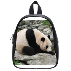 Giant Panda Water School Bag (small)