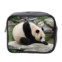 Giant Panda Water Mini Toiletries Bag (two Sides)