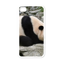 Giant Panda Water Apple Iphone 4 Case (white)