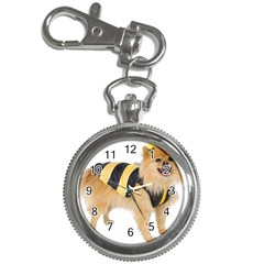 My-Dog-Photo Key Chain Watch