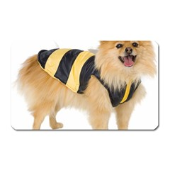 My-Dog-Photo Magnet (Rectangular)