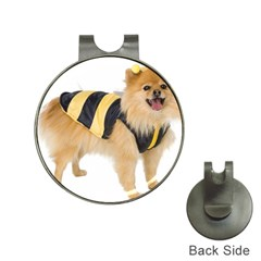 My-Dog-Photo Golf Ball Marker Hat Clip