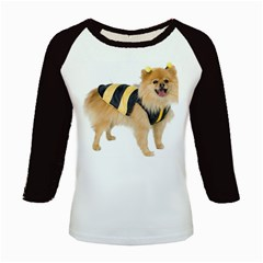 My Dog Photo Kids Baseball Jersey