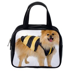 My-Dog-Photo Classic Handbag (One Side)