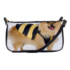 My-Dog-Photo Shoulder Clutch Bag