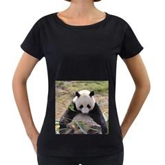 Big Panda Maternity Black T Shirt