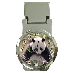Big Panda Money Clip Watch