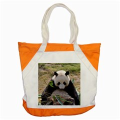 Big Panda Accent Tote Bag