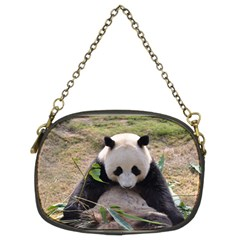 Big Panda Chain Purse (Two Sides)