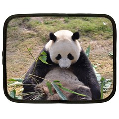 Big Panda Netbook Case (xl)