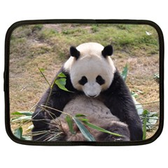 Big Panda Netbook Case (xxl)