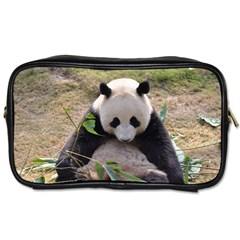 Big Panda Toiletries Bag (two Sides)