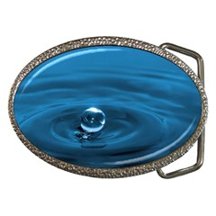 Water Drop Belt Buckle