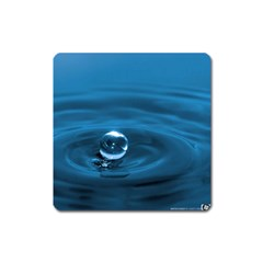 Water Drop Magnet (square)