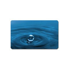 Water Drop Magnet (Name Card)