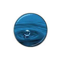 Water Drop Hat Clip Ball Marker