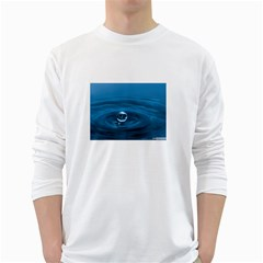 Water Drop Long Sleeve T-Shirt